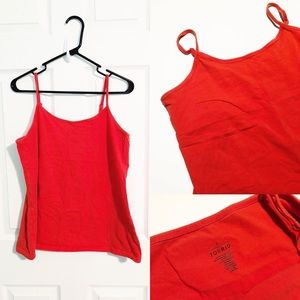💥 FINAL PRICE 💥 GUC Dark Orange Cami